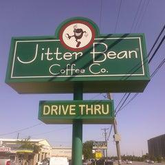 Photo taken at Jitter Bean by rich m. on 6/2/2011
