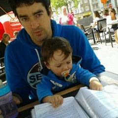 Photo taken at de Zalm by Marieke d. on 6/30/2012