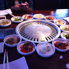 Photo taken at Gen Korean BBQ House by Roger P. on 1/28/2012