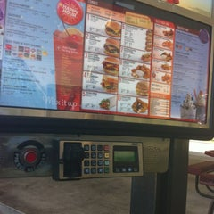 Photo taken at SONIC Drive In by Reyannan M. on 6/20/2012