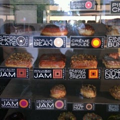 Photo taken at Doughnut Plant by Ian Z. on 5/5/2012