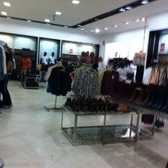 Photo taken at Zara by Fernando M. on 7/1/2012