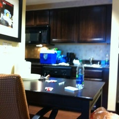 Photo taken at Homewood Suites Cincinnati Airport by Masato W. on 8/11/2012