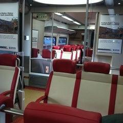 Photo taken at Amtrak Train 141 by Jenny E. on 12/16/2011