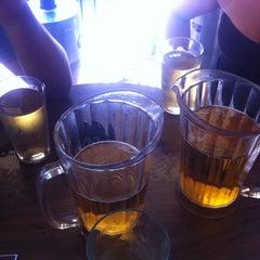 Photo taken at Mercantile Saloon by Luke M. on 8/6/2011