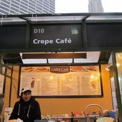 Photo taken at The Holiday Shops at Bryant Park by Citi P. on 1/22/2012
