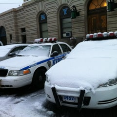Photo taken at NYPD - 104th Precinct by Janet F. on 11/2/2011