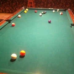 Photo taken at Rack Daddy's Billiards by DeHubb on 7/10/2012