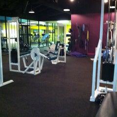 Photo taken at Transform U Fitness by Nancy W. on 12/23/2010
