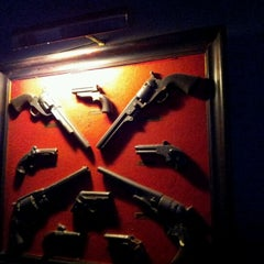 Photo taken at The Arsenal Bar by Jaime S. on 1/13/2012