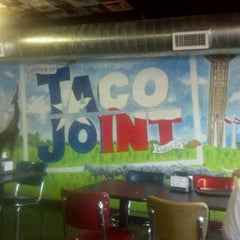 Photo taken at Taco Joint by Michael P. on 4/21/2012
