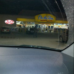 Photo taken at Esso by Lea C. on 3/10/2012