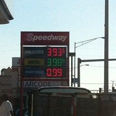 Photo taken at Speedway by Koya H. on 8/28/2012
