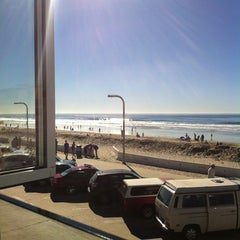 Photo taken at Pacific Beach Shore Club by Todd W. on 1/17/2011