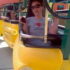 Photo taken at Scrambler by Liz C. on 8/15/2011