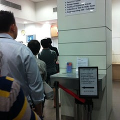 Photo taken at Tampines Central Post Office by Julez L. on 8/31/2011