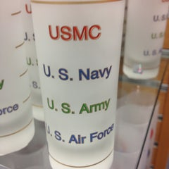 Photo taken at Marine Corps Exchange by Nycoh C. on 5/5/2012