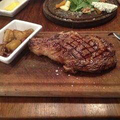 Photo taken at Günaydın Kasap & Steakhouse by Bugra T. on 7/3/2012