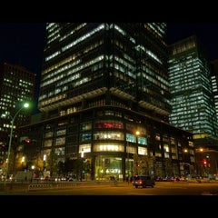 Photo taken at 丸の内ビルディング (丸ビル) / Marunouchi Building by Sh on 12/5/2011