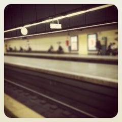 Photo taken at FGC Muntaner by Lali M. on 2/27/2012