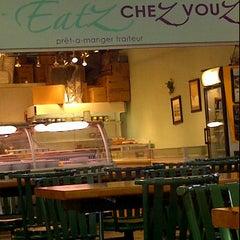 Photo taken at EatZ Chez Vous by AL on 9/19/2011