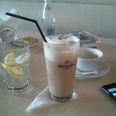 Photo taken at Einstein Cafe by Olimpia G. on 4/19/2012