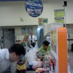 Photo taken at Carrefour Bairro by Rodolfo P. on 1/5/2012