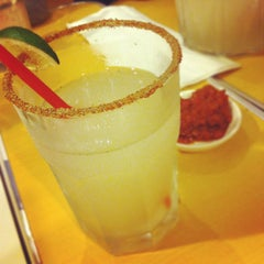 Photo taken at Chihuahua Mexican Grill & Margarita Bar by Cali K. on 4/1/2012