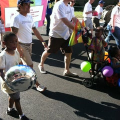 Photo taken at Capital Pride 2012 by Kelly V. on 6/9/2012