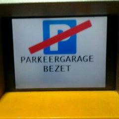 Photo taken at Parkeergarage De Kamp P5 by 17R0 on 1/21/2012