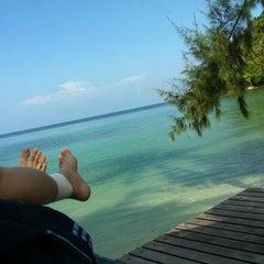 Photo taken at Salad Beach Resort by Volk 🚗 W. on 11/11/2011