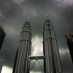 Photo taken at Kuala Lumpur City Centre (KLCC) Park by Terry M. on 12/1/2011