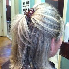 Photo taken at CR La Mansion Salon Spa by Jennifer A. on 4/14/2012