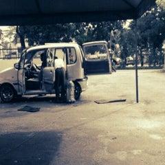 Photo taken at Cuci Kereta Dewan Orang Ramai Taman Kepong Indah by Adlie M. on 12/18/2011
