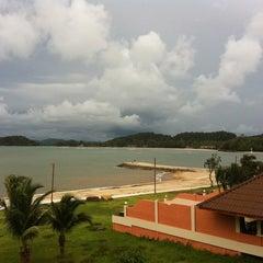 Photo taken at Aiyapura Resort & Spa by Happy M. on 8/28/2011