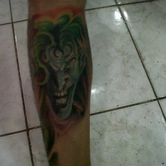 Photo taken at Inkin' Ian Tattoo by Jho Y. on 9/20/2011