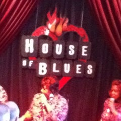 Photo taken at House of Blues by Michelle V. on 2/13/2011