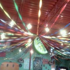 Photo taken at Fiesta Jalapeños by Anna F. on 1/19/2012