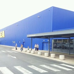 Photo taken at IKEA by Mike G. on 9/24/2011