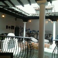 Photo taken at Muza Restaurant & Lounge by Keyla F. on 4/13/2012