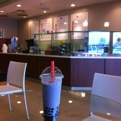 Photo taken at Chill Bubble Tea by Anne A. on 2/15/2012