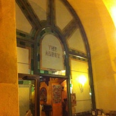 Photo taken at The Abbey Pub by Davide F. on 9/15/2011