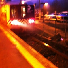 Photo taken at Metro North - Southeast Train Station by Matthew S. on 12/6/2011