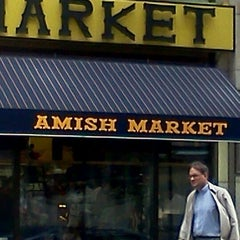 Photo taken at Amish Market Tribeca by Rob C. on 9/19/2011