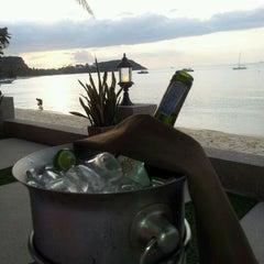Photo taken at ocean eleven restaurant bar & lounge by Oleg G. on 5/21/2012
