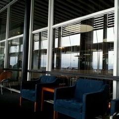 Photo taken at Aviator Lounge by Aleksandra E. on 4/15/2012