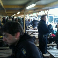 Photo taken at Delta Force Paintball - Upminster by Shai T. on 6/3/2012