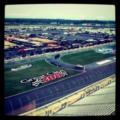 Photo taken at Atlanta Motor Speedway by Amanda S. on 9/4/2011