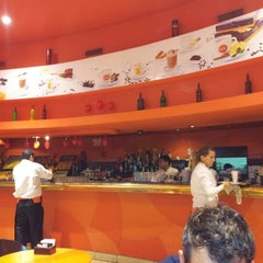Photo taken at La Esmeralda by Nicolas B. on 7/20/2012