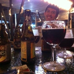 Photo taken at Like BEER @ RSU by pekiez a. on 10/12/2011
